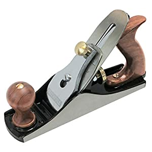 Faithfull No.4 Smoothing Plane In Wooden Box
