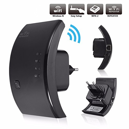 MECO Wireless 300Mbps Range Extender Segnale Amplificatore