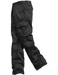Lee Cooper 205 Cargo Pantalon de travail pour homme -noir -42R