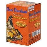 Hari Darshan Chandan Kesar Tika/Tilak (80G, Pack of 12) Original