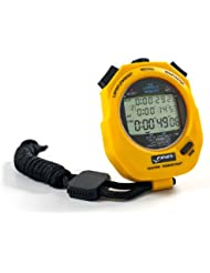 FINIS Uni Stopwatch 3x 300m, yellow, 1.30.040