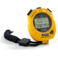 FINIS Stopwatch 3x 300m yellow one size