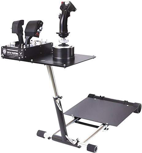 Wheel Stand Pro Thrustmaster HOTAS WARTHOG, Saitek X52 (Pro) and Saitek X55