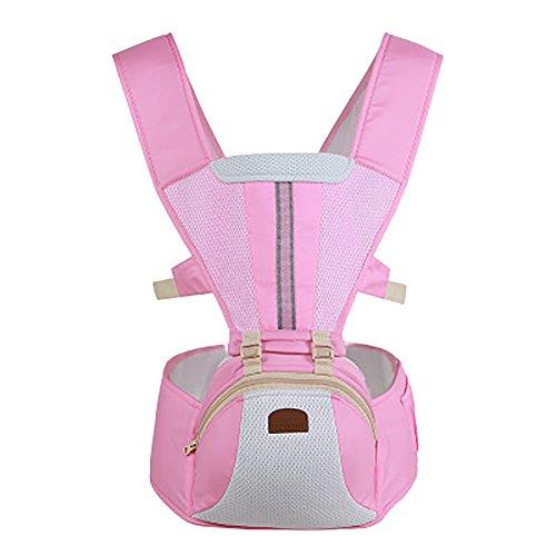 Shenqidegong Babytrage Tragbare Abnehmbare Sitz Verstellbare Mehrzweck Vier Jahreszeiten Universal Baby Taille Hocker Sommer...