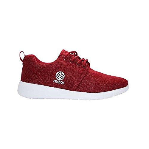 ROX Zapatillas R Gravity, Chaussures de Fitness Mixte Adulte Blanc (Granate)