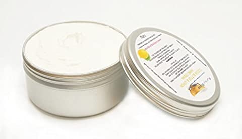 1 tub Cocoa Butter and Lemon Hand Cream, 100g