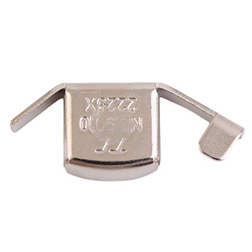 Sunnyday Universal magnéticos de Metales Pies guía de Costura de Prensa para máquinas de Coser Piezas de Herramienta del hogar del pie de Bricolaje Crafts