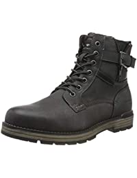 TOM TAILOR für Männer Schuhe Boots mit Schnalle