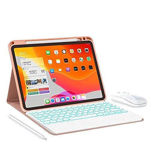 YBDKSN Tastatur Hülle, Für Ipad Pro 11