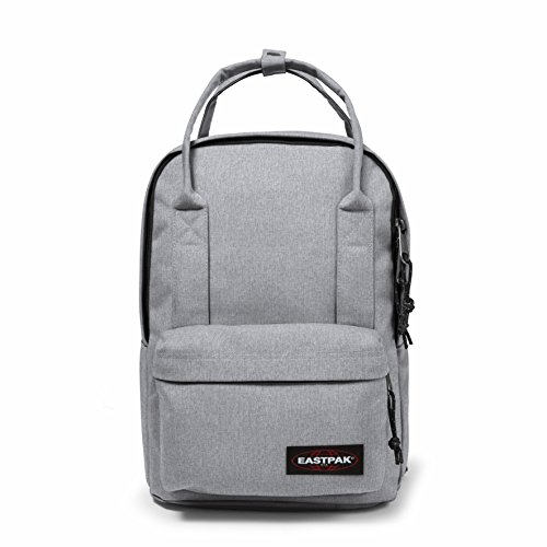 Eastpak Padded Shop\'R Rucksack, 38 cm, 15 L, Grau (Sunday Grey)