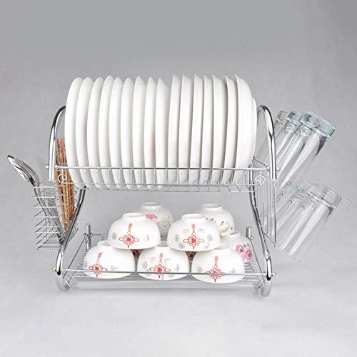 Möbel & Wohnen Dependable Kitchencraft Chrome Plated Dish Drainer Abtropfgestelle