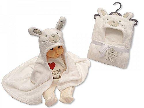 Coperta per bambino con cappuccio, ultra morbida, calda