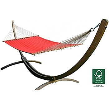 padded backng with the best chair stand outdoorgearlabgt camp hammock