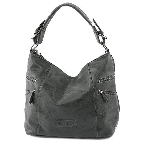 Fritzi aus Preußen Tasche - Cinja Black - Vintage