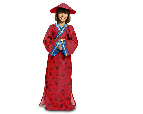 My Other Me Disfraz de China, talla 5-6 años (Viving Costumes MOM01035)