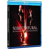 Sobrenatural Temporada 13 Blu-Ray