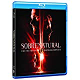 Sobrenatural Temporada 13 Blu-Ray [Blu-ray]