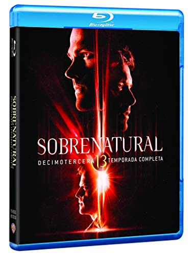 Supernatural Staffel / Season 13 Blu Ray (EU-Import mit deutschem Ton)