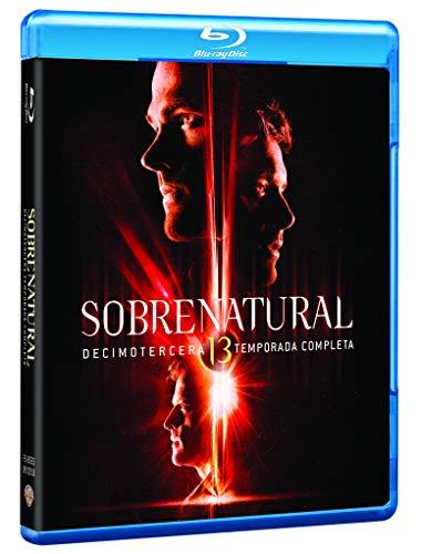 Supernatural Staffel / Season 13 Blu Ray (EU-Import mit deutschem Ton) -