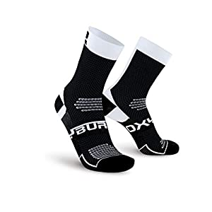 Oxyburn Kinder Thermo Sprint Half Cut Energizer Socken