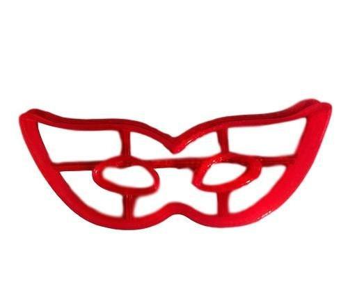 Ausstechform in Maskenform