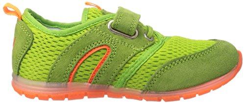 Naturino SPORT 500 Unisex-Kinder Sneakers Grün (VERDINO9104)