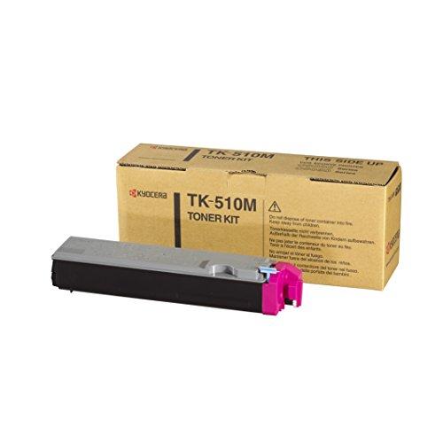 Preisvergleich Produktbild Kyocera 1T02F3BEU0 TK-510M Tonerkartusche 8.000 Seiten, magenta