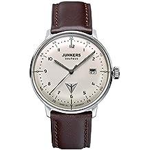 Junkers Reloj Analógico de Cuarzo para Hombre con Correa de Piel – 60465