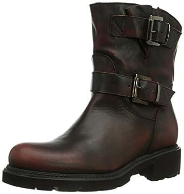 Cinque Shoes Cidessi, Boots femme - Rouge (650), 40 EU