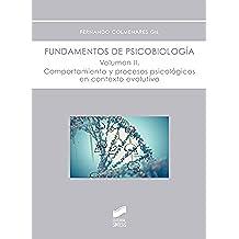 Fundamentos de psicobiología. Volumen 2 (Psicología)