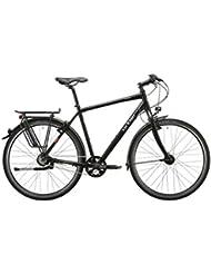 Ortler Belfort - Bicicletas trekking Hombre - negro Tamaño del cuadro 60 cm 2016