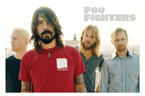Foo Fighter-White Angel-Poster 61 x 91,5 Cm/Poster ""