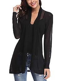 lowest price 7e93c 8e074 Cardigan donna : Amazon.it