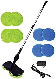Super Maid Rechargeable Cordless Floor Cleaner Polisher