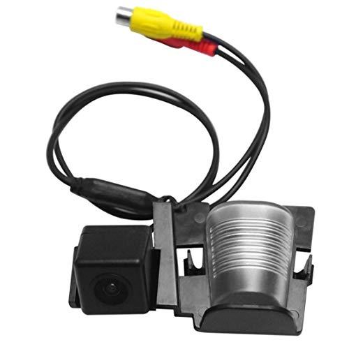 Preisvergleich Produktbild Auto Rückfahrkamera für Jeep Wrangler (2012/2013) Wasserdichte Weitwinkel-Rückfahrkamera Unterstützung Nachtsicht - Schwarz