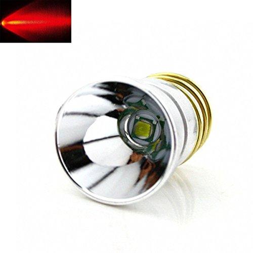Yusilight ultra luminoso rosso caccia torcia CREE LED Lampadina 1 Mode  drop-in P60 design modulo torcia lampadina di riparazione di parti di  ricambio per ... a6629f5b0cd7