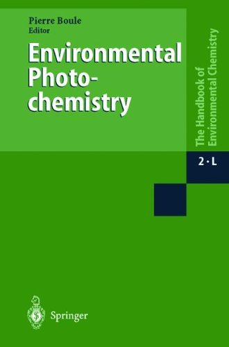 Environmental Photochemistry (The Handbook of Environmental Chemistry) (English Edition)