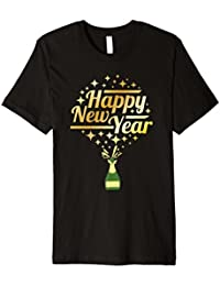 Happy New Year Shirt New Years Eve Party T-Shirt