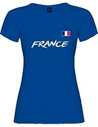 5b5eb85c4 Amazon.es  Camisetas Francia - Incluir no disponibles  Ropa