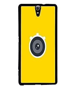Fuson Designer Back Case Cover for Sony Xperia C5 Ultra Dual :: Sony Xperia C5 E5533 E5563 (lines square box triangles strips)
