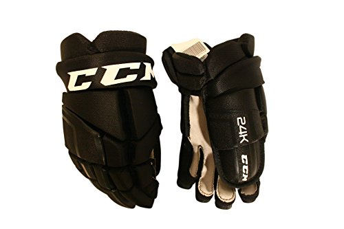 NEW ccm 24 KFS Hockey su ghiaccio, Guanti, Taglia Junior
