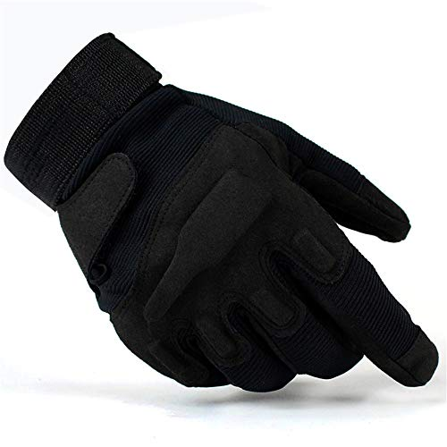 zyyaxky Gloves Outdoor Equipment Fighting Combat Cut-Proof Stab Field Winter Gloves Male -