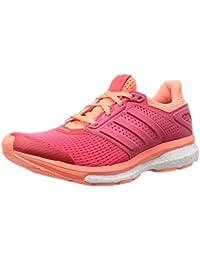 adidas Supernova Glide 8, Femme Chaussures de Running Compétition