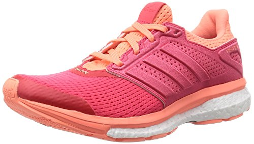 official photos aad0b 406cc Adidas Supernova Glide 8 W, Zapatillas de Running para Mujer, Shored Sunglo,