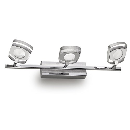 Faladesa - Applicare 3 x 4.5W LED Chrome
