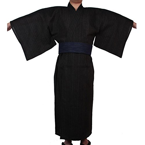 Kimono japonés Yukata japonés Hombres. Vestido Pijamas