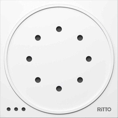 Ritto Porter 1875930 Door Communication Interface Titanium