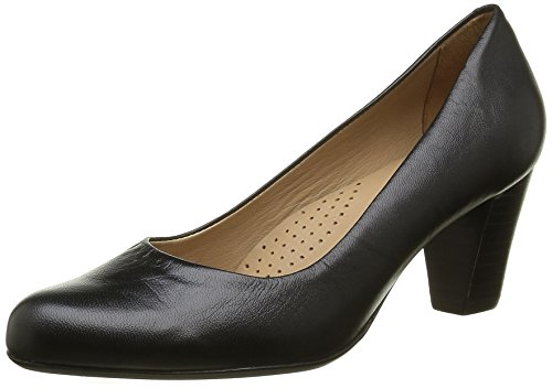 Hush Puppies Damen Alegria Pumps Schwarz