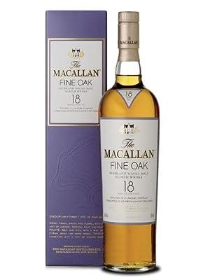 Macallan Fine Oak 18 YO Whisky (1 x 0. 7 l)