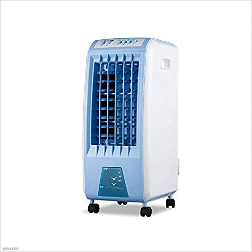 Preisvergleich Produktbild SCDSRQ Ventilator,  Klimaanlage Ventilator,  Kühlschrank,  Kleine Klimaanlage Kleiner Einzelkühlventilator,  Luftkühler,  Haushaltskühlschrank,  Blau